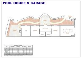 pool house plans with living quarters. Delighful Living Pool House Plans Living Quarters Floor Home Designs  Designs To With L