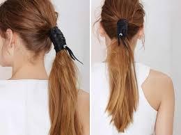 edgy hair adornments