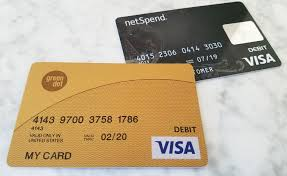greendot and netspend reloadable prepaid cards