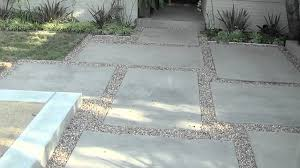 modern concrete patio. Modern Concrete Patio