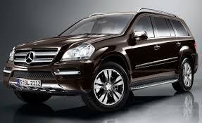 2010 Mercedes-Benz GL-class / GL350 BlueTec / GL450 / GL550   Auto ...