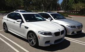 BMW Convertible bmw 535i sports package : SoCal F10 M5 - initial review and comparison to F10 550i M Sport