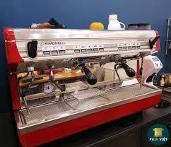 Các loại máy pha cafe espresso chuyên nghiệp cho quán
