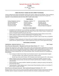 Sample Resume For Hr 60 Best HR Resume Templates for Freshers Experienced WiseStep 57