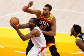 LA Clippers vs Utah Jazz Game 2 ...
