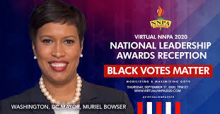 DC Mayor Muriel Bowser to Receive NNPA ...