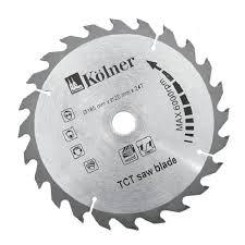 Пильный <b>диск Kolner KSD185*20*24</b>, макс.число оборотов 7600 ...