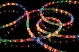christmas rope lighting. Christmas Outdoor Rope Lights Photo - 1 Lighting R