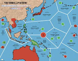 camelot games vitp victory in the pacific redesigned map revised