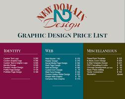 Graphic Design Courses Price Graphic Design Prices New Domain Design