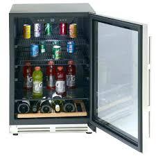 refrigerator glass door beverage cooler with beer fridge small india