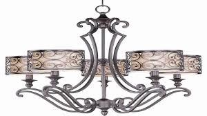 kichler 2520ni dover 2 tier chandelier 9 light 540 watts brushed nickel