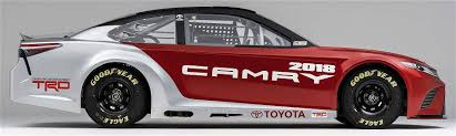 2018 toyota nascar. the 2018 toyota camry will race in 2017 and beyond nascar