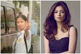without make up filipino celebrities before and after
