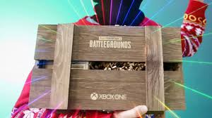 PUBG Xbox One Release Unboxing! - YouTube