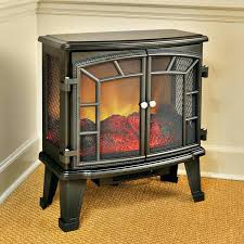 duraflame infrared fireplace heater vented