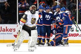 New York Islanders End Golden Knights Win Streak With Ryan