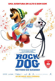 Rock Dog: No Faro do Sucesso