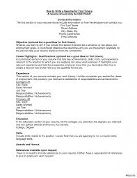 How To Make Your First Resume How To Make Your First Resume Sugarflesh 5