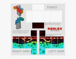 Roblox Template Transparent Roblox Template Roblox Templates Pinterest Template Roblox Shirt