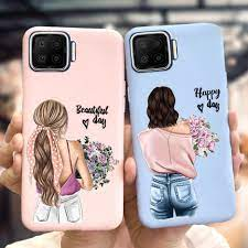 Silicone Casing For Oppo A73 Case Oppo A93 Soft TPU Back Cover For Oppo A93 A73  Phone Case