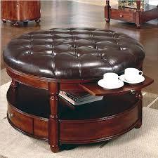 round storage ottoman coffee table coffee table leather ottoman coffee table ottoman coffee table round ottoman