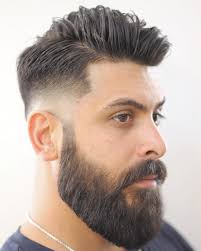 Beard And Hair Style corte masculino 2017 cabelo masculino 2017 cortes 2017 cabelos 8614 by wearticles.com