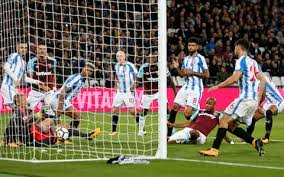 Image result for Huddersfield fc getting scored on