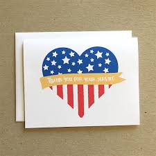 Thanks For Your Service Patriotic Card Thank You For Your Service Veterans Day