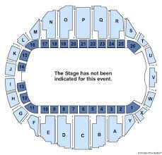 San Angelo Foster Communications Coliseum Seating Chart