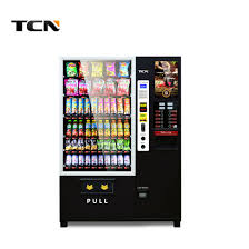 Vending Machine Stock Suppliers Delectable China Tcn OEMODM Snack And Drink Combination Coffee Vending Machine