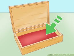 Decorating Cigar Boxes How to Make Cigar Box Purses 100 Steps with Pictures wikiHow 60