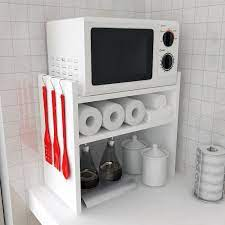 Mutfak Tezgah Üstü Mikrodalga Fırın Raf Dolap Düzenleyici Fiyatı