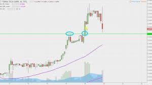 Terra Tech Stock Chart Terra Tech Corp Trtc Stock Chart Technical Analysis For 07 17 17