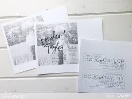 after looking through their enement photos i decided that it would be perfect to use one for the background of the invitation i designed the invites in