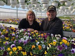 Gartneri, blomster | Siw Monica (48) satser og gir deg våren – og sommeren