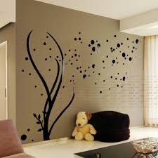 wall decal ideas for living stickers interior design sticker clings designs decor free stars