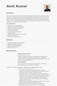 Qa Engineer Resume Sample Best Engineering Resume Format Beautiful Engineering Resume Format Free