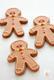 gingerbread man cookies.  Cookies Gingerbreadmancookievideotutorial Intended Gingerbread Man Cookies E