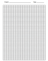 Graph Paper Small Free Printable Graph Papers