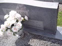 Nettie Pensey Pate Johnson (1896-1977) - Find A Grave Memorial