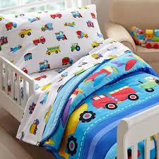 olive kids trains planes trucks toddler bedding sheet set com