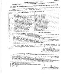 All India Postal Employees Union Group C Andhra Pradesh Circle