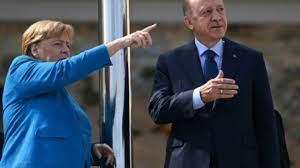 Merkel von Erdogan in Istanbul zum Abschiedsbesuch empfangen