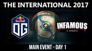 dota 2 live stream hd the international 2017 main event day 1