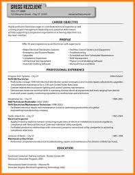 Resume Sample Electrician Master Electrician Cover Letters Lovely