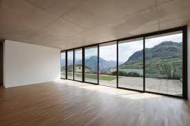 sliding glass wall for sliding glass doors that slide into the wall