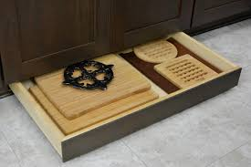 Toe Kick Drawers Cabinetry Storage Solutions New Products
