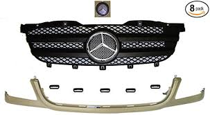 See more ideas about mercedes sprinter, sprinter, sprinter conversion. Grille Conversion Kit For Dodge Freightliner Mb Sprinter 2007 2012 Automotive Amazon Com