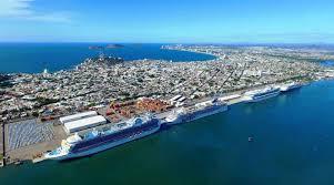 Image result for imagenes del nuevo terminal para recibir cruceros turísticos mazatlan